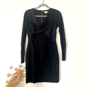 HELMUT LANG Long-sleeve Mini Dress